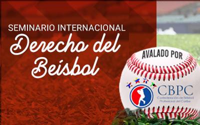 Seminario Internacional Derecho del Béisbol